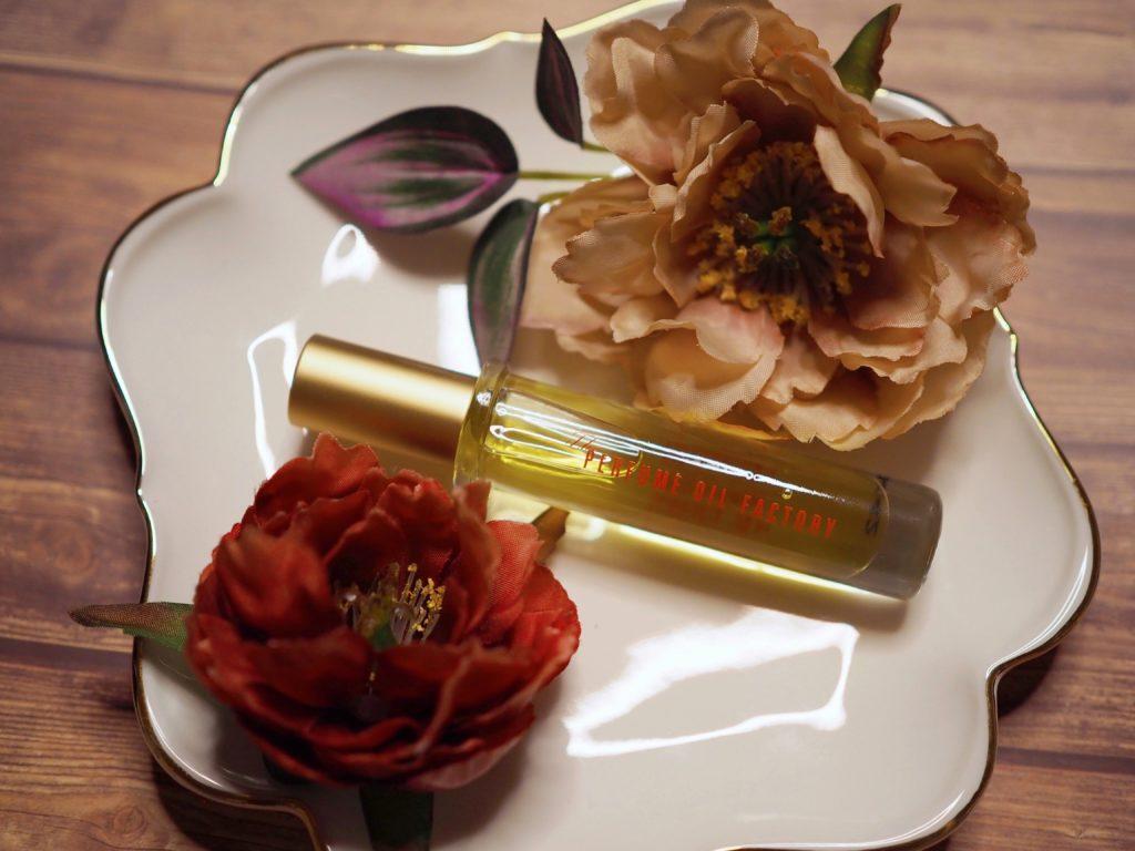 オイル香水の写真